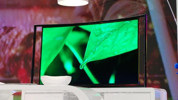 Samsung 55-Inch Curved UHD OLED TV has Multi-View and more