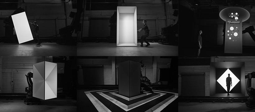 """Bot & Dolly """"Box"""" is next-level video experiment in projection-mapping"""