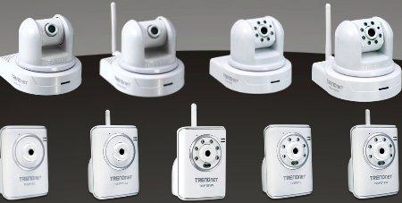 TRENDnet lax webcam security prompts first FTC action on connected home devices