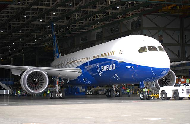 Boeing 787-9 Dreamliner completes its maiden voyage