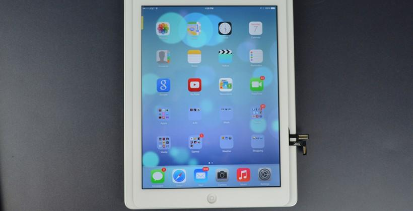 iPad 5 hardware photos leaked atop iPad 4