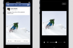 Facebook testing auto-playing videos on mobile
