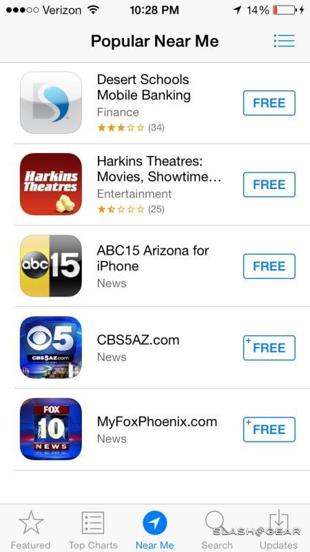 Apple iOS 7 Review - SlashGear
