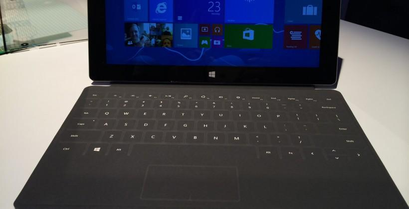 Surface Pro 2 hands-on