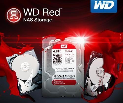 Western Digital Red 2.5-inch 1TB NAS hard drive unveiled alongside 4TB 3.5-inch option