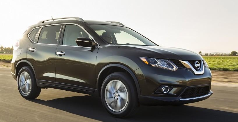 2014 Nissan Rogue introduced with complete redesign