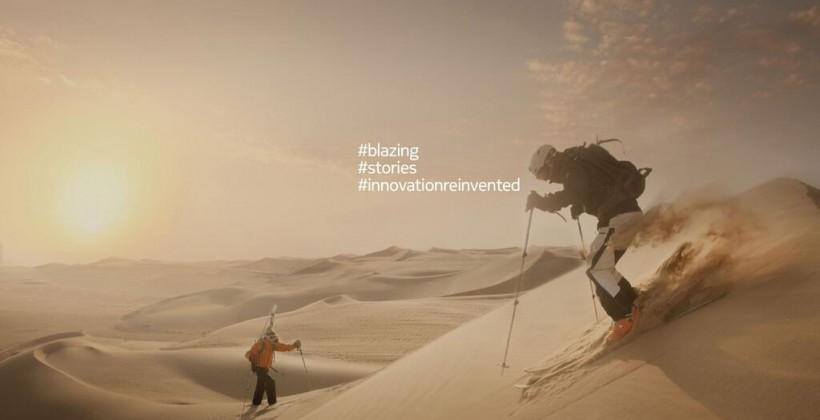 Nokia drops tweet tease with desert skiing and October 22 event date