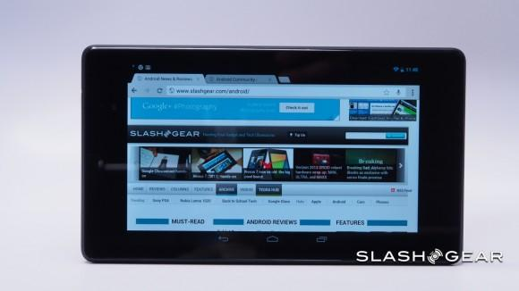 Nexus 7 with 4G LTE arrives in Google Play Store