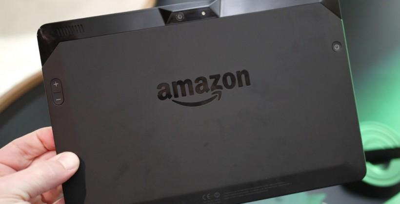 Kindle Fire HDX 8.9 revealed with complete redesign