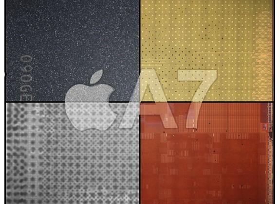 iPhone 5s A7 chip teardown gets transistor-deep