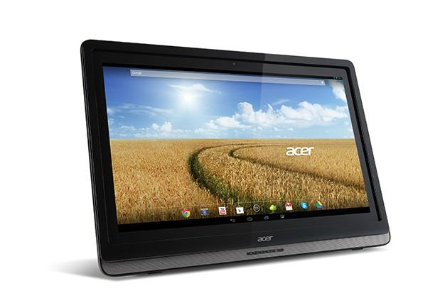 Acer DA241HL Android-powered multitasking AIO rocks a 24-inch screen