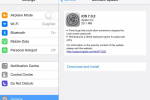 iOS 7.0.2 out now: Lockscreen bypass fixed
