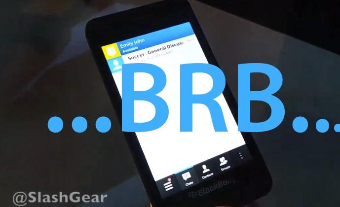 BBM iOS and Android releases paused: staggering forward