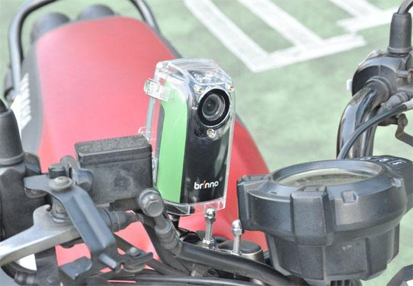 Brinno Camera offers bundles for bike and selfies