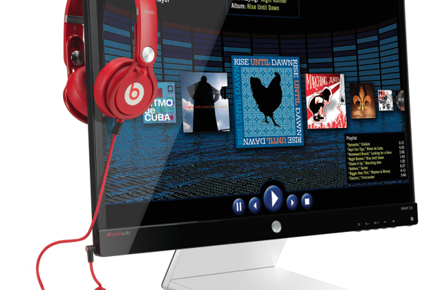 HP Pavilion 23tm and ENVY 23 expand HP's lowrider touch monitor portfolio