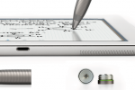 Evernote Jot Script stylus at head of note-friendly product gush