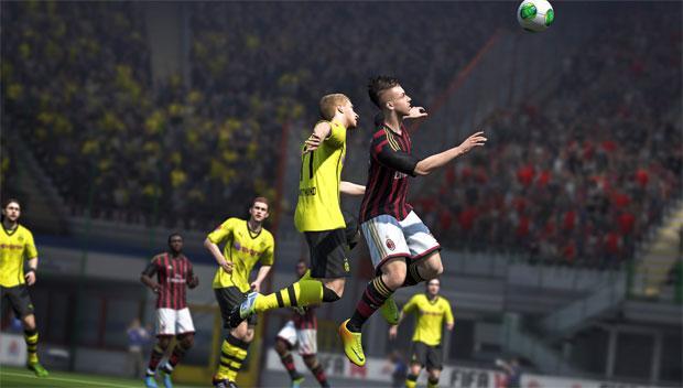EA Sports FIFA 14 launches in North America