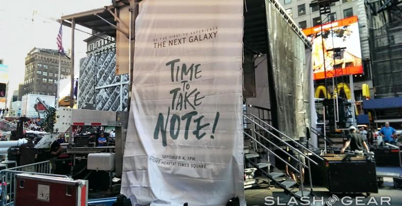Samsung Galaxy Note III event goes global tomorrow: Berlin and NYC at 1PM EST