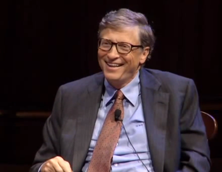 Ctrl+Alt+Del was a mistake says Bill Gates