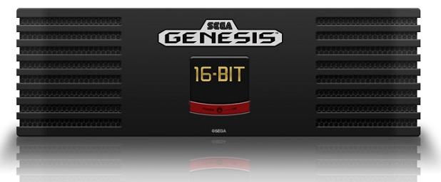 Tommo retro themed accessories commemorate SEGA Genesis' 25th anniversary
