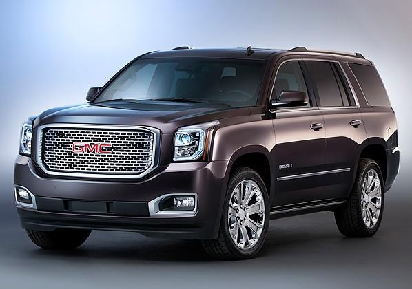 Chevrolet Tahoe, Suburban and GMC Yukon redesign detailed for early next year