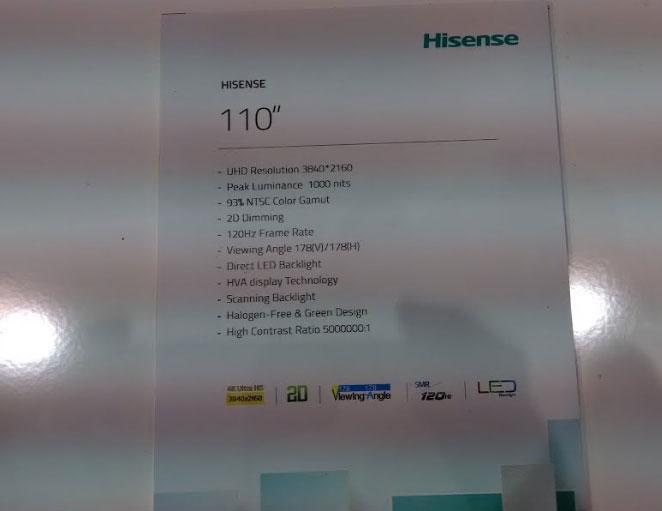 Hisense Tv Dim Screen
