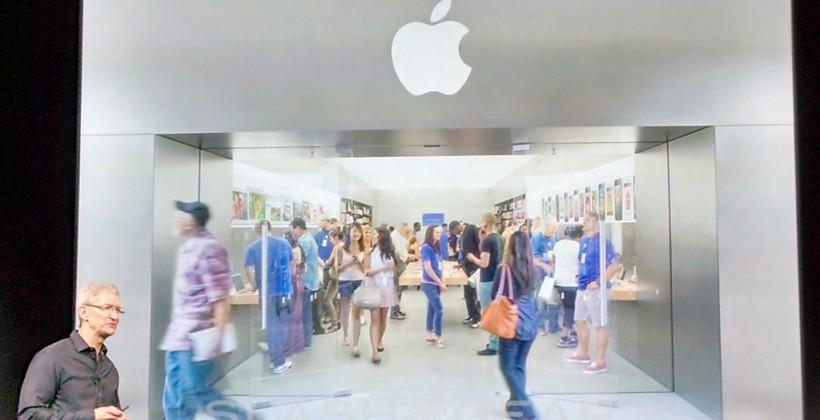 Apple: 700 millionth iOS device sold by end of September