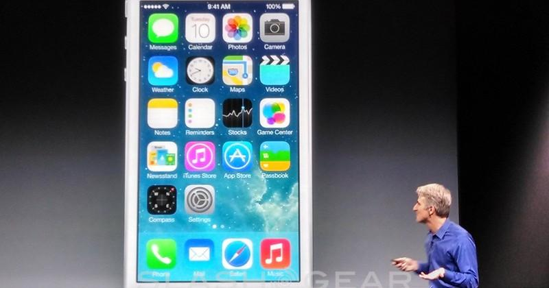 iOS 7 release set: September 18 for iPhone, iPad later