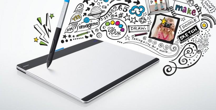 Wacom Intuos line launched, consolidates branding