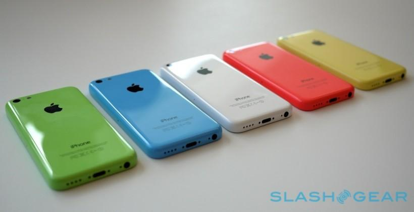 iPhone 5c begins to sell out, 5s online orders announced