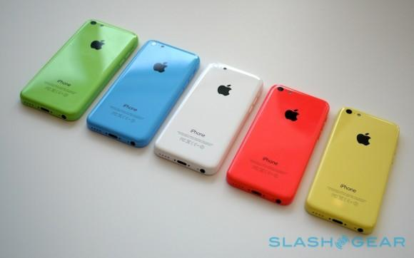 iPhone 5S vs 5C vs 4S:...