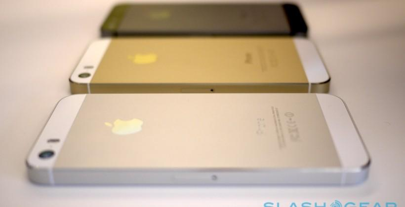 iPhone 5S hands-on