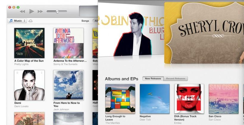 iTunes 11.1 released with iTunes Radio and iOS 7 support