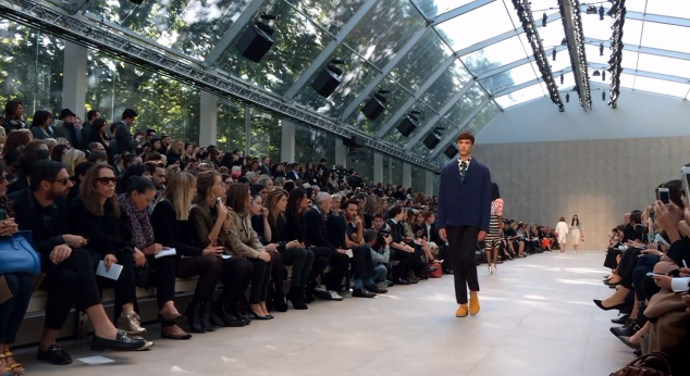 iPhone 5s-recorded Burberry runway videos show off new iSight camera