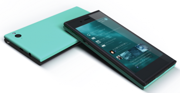 Jolla Sailfish handset specs unveiled with dual-core Snapdragon