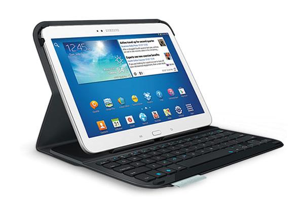 Logitech Ultrathin Keyboard Folio and Protective Case for Samsung Galaxy Tab debut