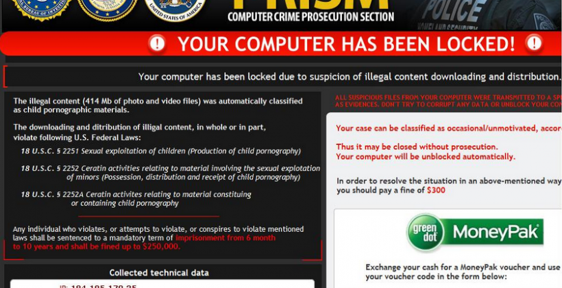 NSA-themed ransomware exploits recent government leaks to scam PC users