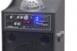 "Pyle Audio Disco Jam ""party machine"" offers 10″ subwoofer and Bluetooth"