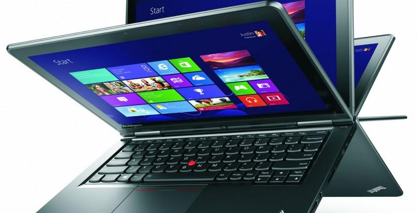 Lenovo ThinkPad Yoga brings cross-breed performance and Multimode abilities