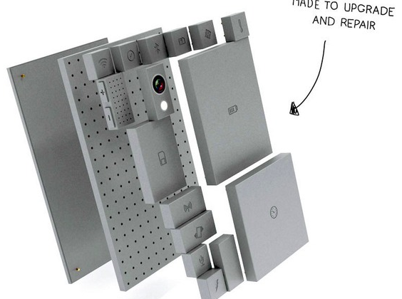 Phonebloks modular smartphone concept sees mass support before reality