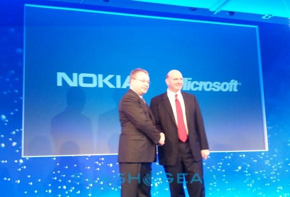 Nokia's Stephen Elop is a candidate for Microsoft CEO position