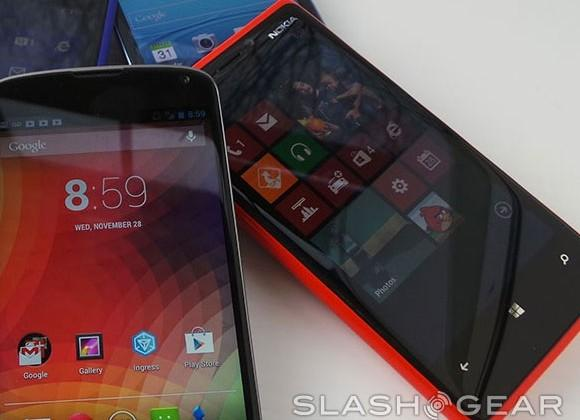 Nokia Lumia Android phone confirmed and doused