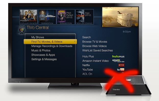 TiVo Network PVR brings DVR to the cloud: goodbye high-end hardware