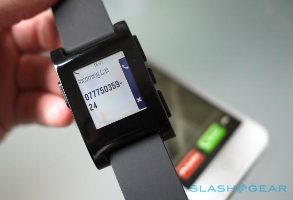 "Samsung Galaxy Gear ""over-spec'd"" argues Pebble smartwatch creator"