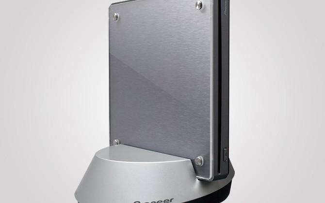Pioneer BDR-WFS05J wireless portable Blu-ray drive supports Windows and Mac