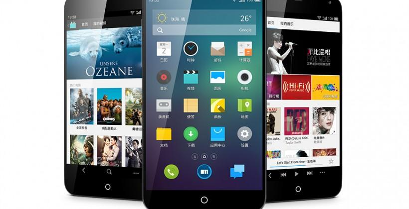Meizu MX3 gets official with Exynos 5410 Octa processor and 128GB of storage