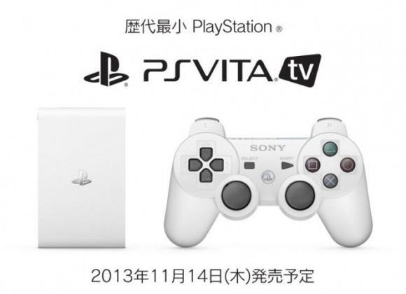 PS Vita TV popularity has Sony considering US and EU launch