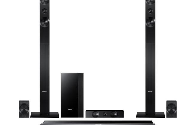 Samsung HT-F9730W 7.1 Home Theater System uses analog vacuum tubes