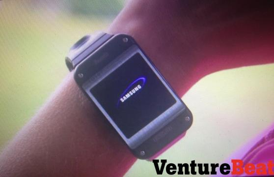 Samsung Galaxy Gear smartwatch leaks with health focus