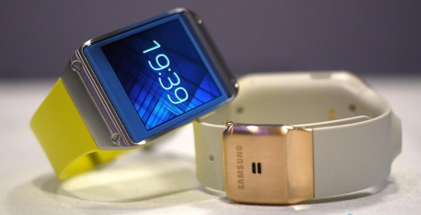 Samsung Galaxy Gear is first of a smartwatch family